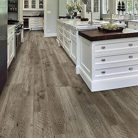 Select Surfaces Farmhouse Rigid Core Vinyl Plank Flooring