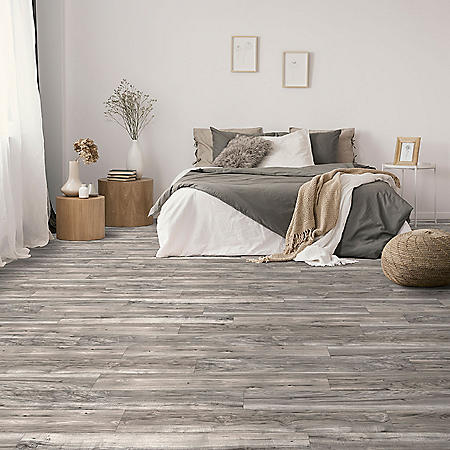 Select Surfaces Southern Gray Spill Defense Laminate Flooring