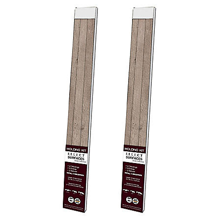 Select Surfaces Nutmeg Molding Kit (2 Pk.)