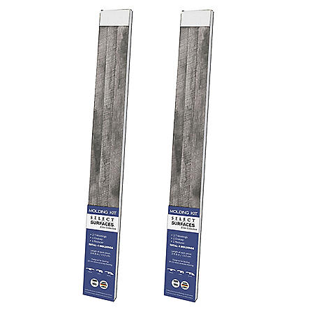 Select Surfaces Sterling Molding Kit (2 Pk.)