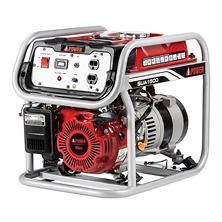 A-iPower 1,200 / 1,500 Watt Gasoline Powered Generator with Manual Start