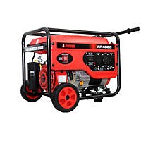 A-iPower 3000/4000 Watt Gasoline Powered Portable Generator Deals
