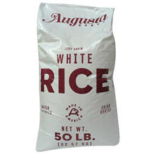 Augusta Long Grain White Rice - 50 lbs.