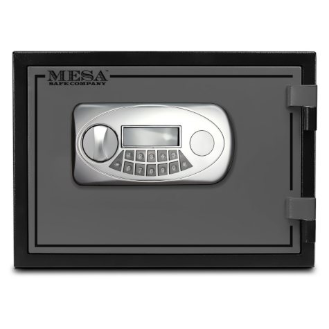 Mesa U.L. Classified Fire Safe, Electronic Lock, All Steel