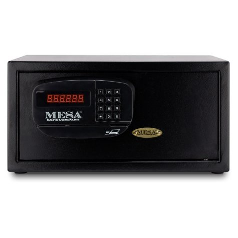 Mesa Hotel/Residential Safe, All Steel, 1.2 Cubic Feet