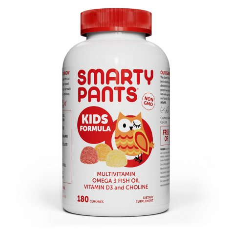 SmartyPants Kids Complete Multivitamin (180 ct.)
