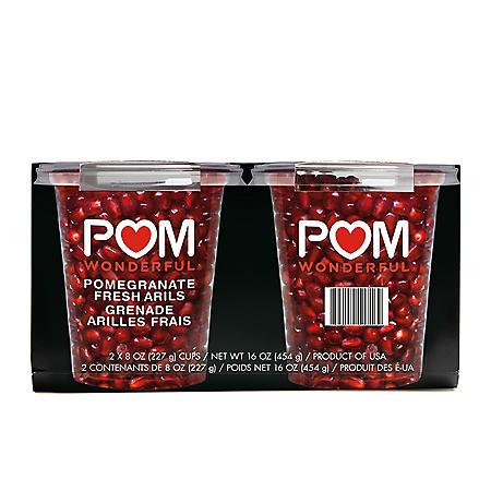 Pomegranate Arils (16 oz.)