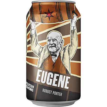Revolution Eugene Porter (12 fl. oz. can, 6 pk.)