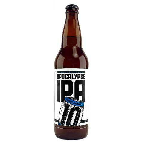 10 Barrel Brewing Co Apocalypse IPA (22 fl. oz. bottle)