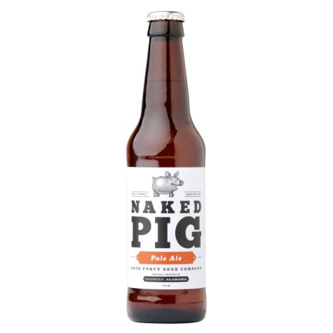 Back Forty Naked Pig Pale Ale (12 fl. oz. bottle, 6 pk.)