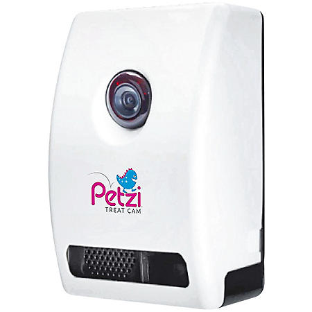 "Petzi Smart Treat Cam & Dispenser (treats 1"" or less)"