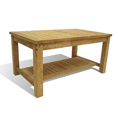 Torino Teak Patio Coffee Table