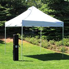 UnderCover 10u0027 x 10u0027 Super Lightweight Aluminum Instant Canopy & Canopies u0026 Carport Tents - Samu0027s Club