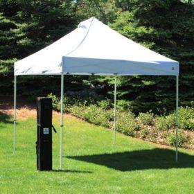 UnderCover 10' x 10' Super Lightweight Aluminum Instant Canopy
