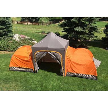 Apex Camp Popup Modular Outdoor Modular Camping Tent