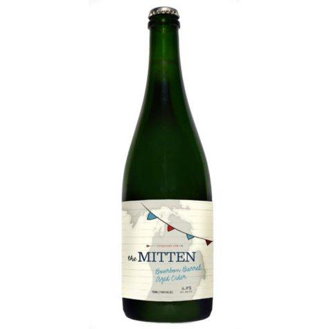 Virtue Cider The Mitten (750 ml bottle)