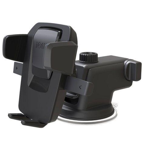 iOttie Easy One Touch 3 Dash & Windshield Car Mount Universal Phone Holder w/ Bonus Rapid Charger