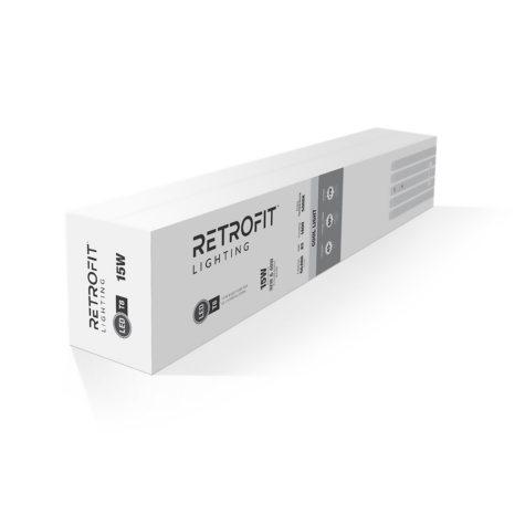 "Retrofit Lighting 48"" LED T8 Ballast Bypass Lamps (20 pk.)"