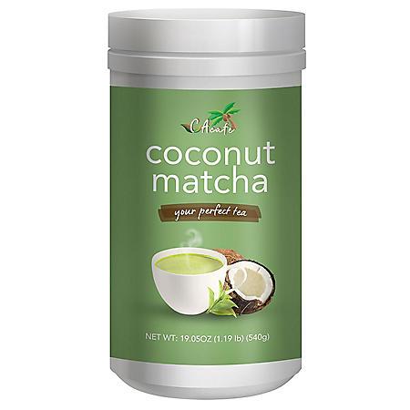 Cocafe Coconut Matcha (19.05 oz.)