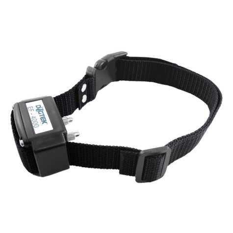 Dogtek Additional EF-4000B25 Dog Collar for Electronic Dog Fence System