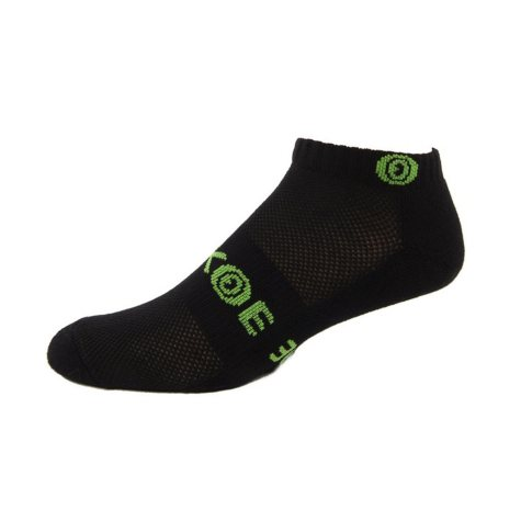 EEKOE Bamboo Sport Athletic Low Cut Socks - 6-Pack (Assorted Colors/Sizes)