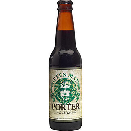 Green Man Porter (12 fl. oz. bottle, 6 pk.)