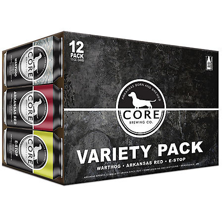 Core Variety Pack (12 fl. oz. can, 12 pk.)