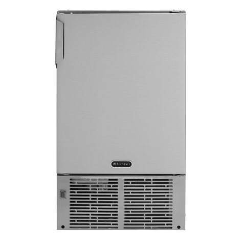 """Whynter 14"""" Ice Maker for Undercounter, Marine, or RV"""