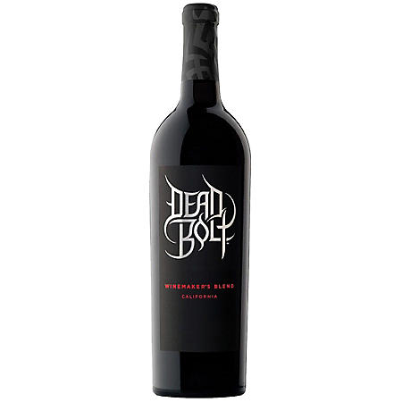 DEADBOLT RED BLEND 750ML
