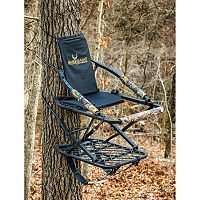 Big Game Deluxe Aluminum Climber with Ironhide Harness