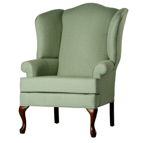 Maxton Wing Back Chair (Assorted Colors)