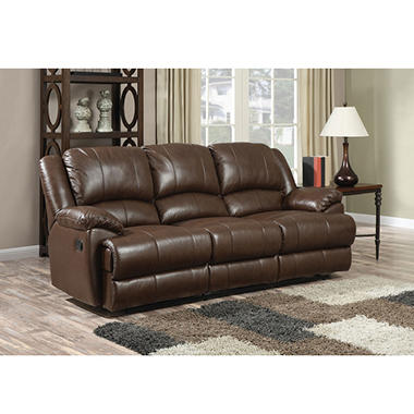 Sams Club Leather Sofa Taylor Top Grain Leather Sofa
