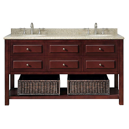 "OVE Decors Danny 60"" Double Bowl Vanity"
