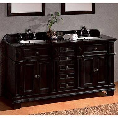 Ove Decors Essex 60 Double Bowl Vanity Sam 39 S Club