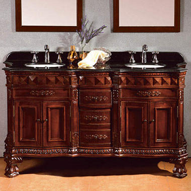 Custom Bathroom Vanities Indianapolis vanities & bathroom furniture - sam's club