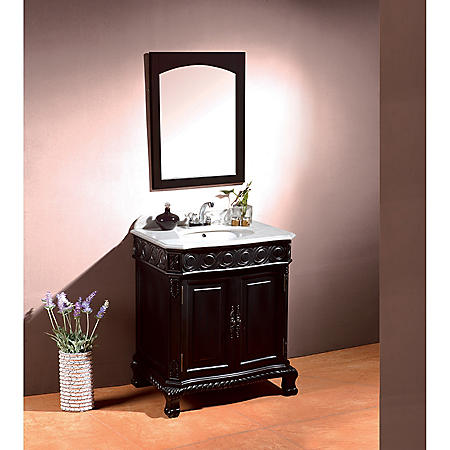 "OVE Decors Trent 30"" Single Bowl Vanity"