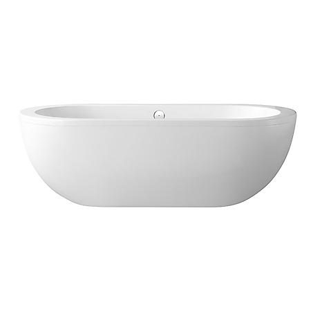 "OVE Decors 71"" Serenity Freestanding Bath Tub"