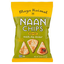 Naan Chips Rosemary (18 oz.)