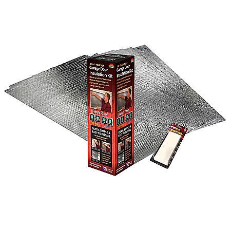 Reach Barrier Garage Door Insulation Kit Sam S Club