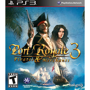 Port Royale 3 Pirates and Merchants - PS3