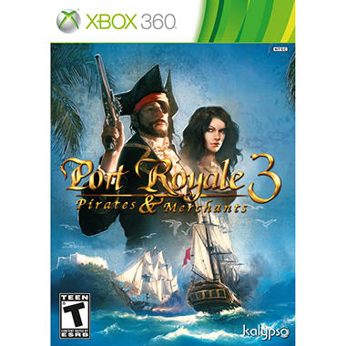 Port Royale 3 Pirates and Merchants - Xbox 360