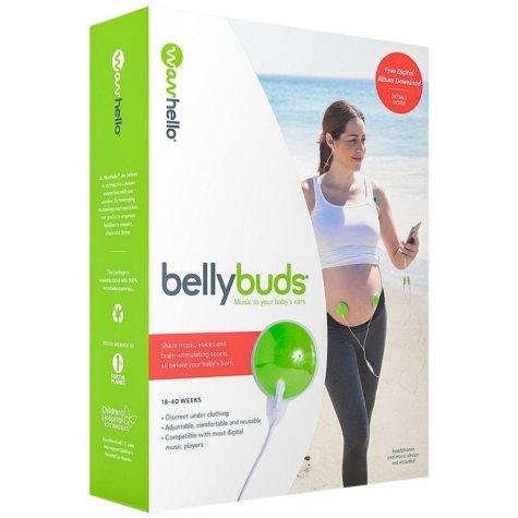 Bellybuds Premium Bundle Pack