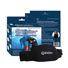 iReliev Conductive Back Wrap Accessory for TENS Therapy