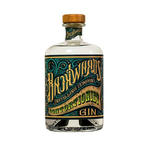 Backwards Contortionist Gin (750 ml)