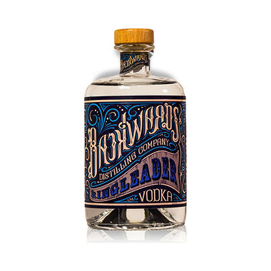 Backwards Ringleader Vodka (750 ml)