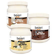 Beveri Whey Protein Variety Pack (3 pk.)