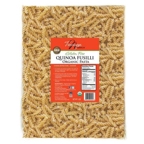 Organic Quinoa Pasta (Choose Your Pasta)