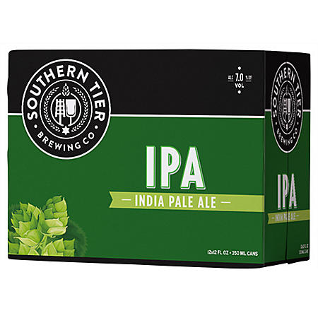 Souther Tier IPA (12 fl. oz. bottle, 12 pk.)