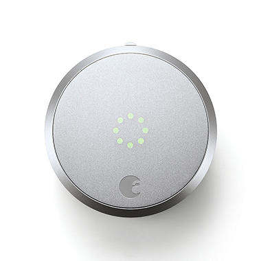 August Smart Lock - Apple HomeKit enabled - Choose Color
