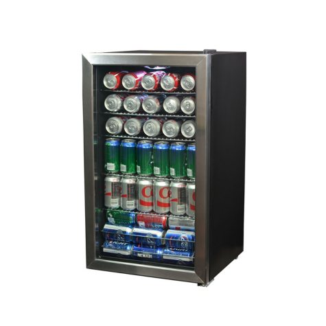NewAir 126-Can Stainless Steel Beverage Cooler